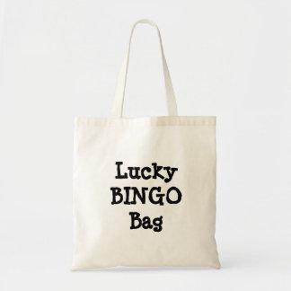 Sac fourre-tout chanceux à BINGO-TEST