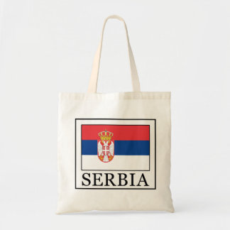 Sac fourre-tout de la Serbie