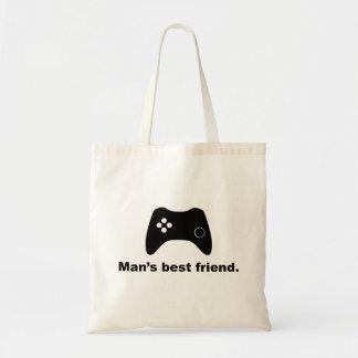 Sac fourre-tout drôle à Gamer du meilleur ami de l
