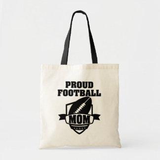 Sac fourre-tout fier à maman du football