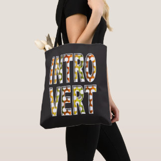 Sac fourre-tout interne introverti à la conception
