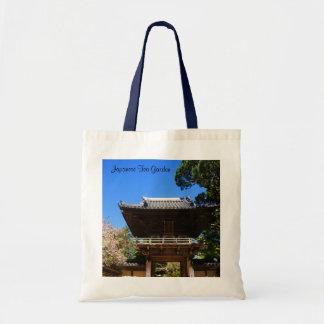 Sac fourre-tout japonais à l'entrée #4-2 de jardin