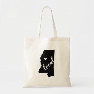 Sac fourre-tout local à état du Mississippi