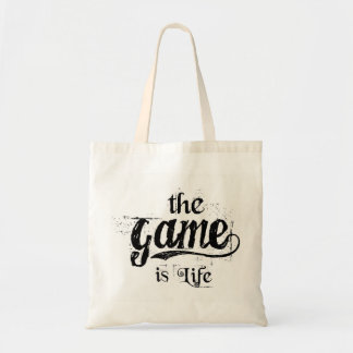 Sac fourre-tout - logo de The Game