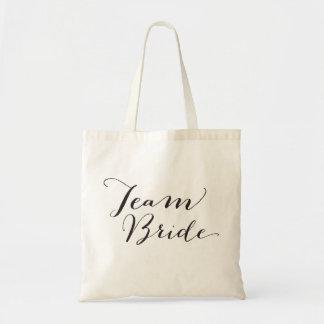 Sac fourre-tout nuptiale à mariage de partie de