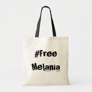 Sac fourre-tout officiel à #FreeMelania (naturel)