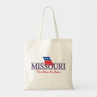 Sac fourre-tout patriotique à budget du Missouri