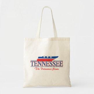 Sac fourre-tout patriotique à budget du Tennessee