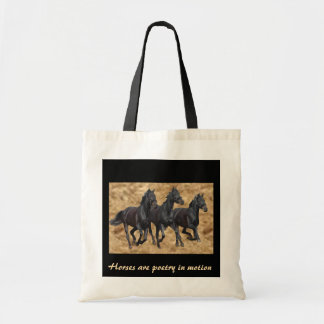 Sac fourre-tout sauvage à chevaux