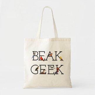 Sac Geek de bec