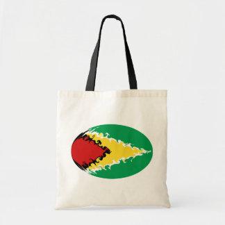 Sac Gnarly de drapeau de la Guyane