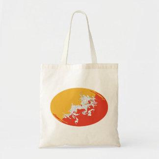 Sac Gnarly de drapeau du Bhutan