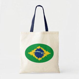 Sac Gnarly de drapeau du Brésil