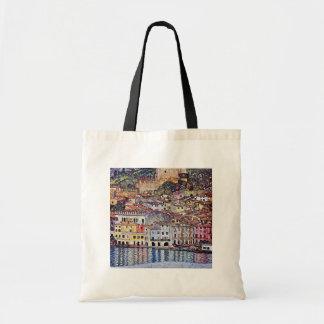 Sac Gustav Klimt - Malcesine au policier Italie de lac
