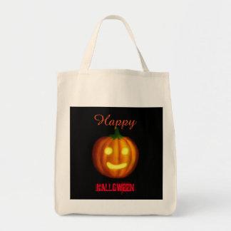 Sac Halloween heureux