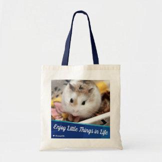 Sac Hammyville - le hamster mignon apprécient de