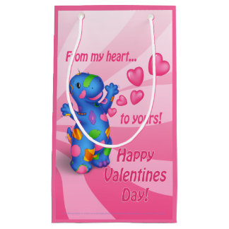 Sac heureux de Valentines de Dino-Buddies®