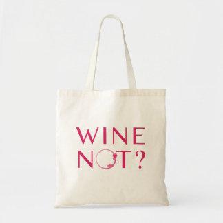 Sac Humour d'amateur de vin du vin non |