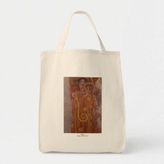 Sac Hygeia par Gustav Klimt