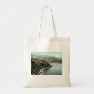 Sac Île de Catalina, la crique de l'amant, cru de la