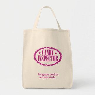 Sac Inspecteur de sucrerie - je vais devoir voir votre
