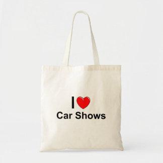 Sac J'aime des salons automobiles de coeur