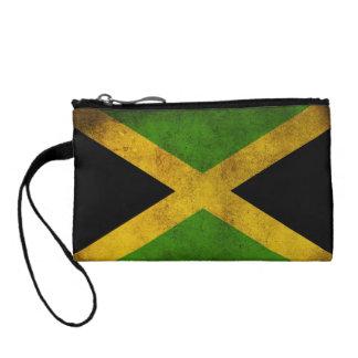 Sac jamaïcain de drapeau portefeuille