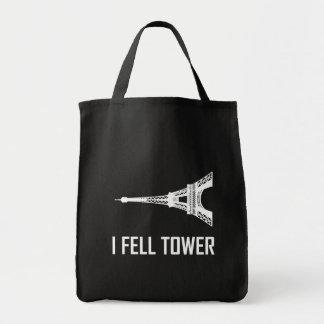 Sac Je suis tombé Tour Eiffel