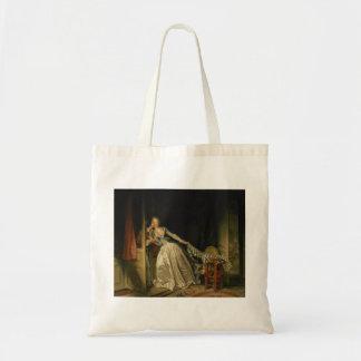 Sac Jean-Honore Fragonard - le baiser volé -