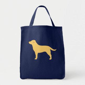 Sac Labrador retriever (jaune)
