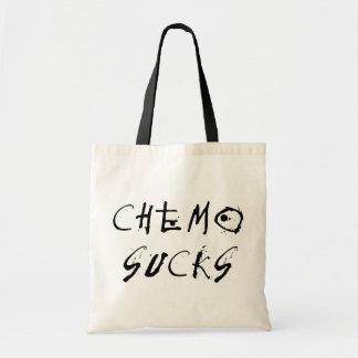 Sac Le chimio suce - le survivant de malade du cancer