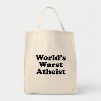 Sac Le plus mauvais athée du monde