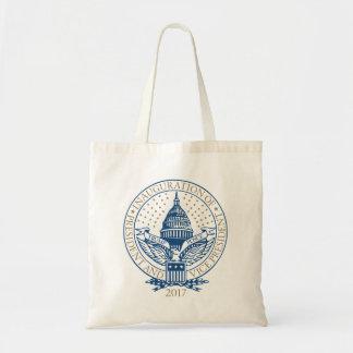 Sac Le Président Inaugural Logo Inauguration de penny