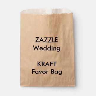 Sac l'épousant fait sur commande de faveur de sachets en papier