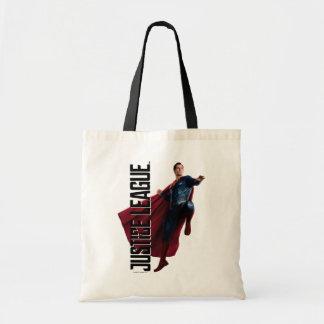 Sac Ligue de justice   Superman sur le champ de