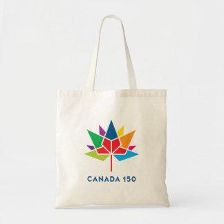 Sac Logo de fonctionnaire du Canada 150 - multicolore