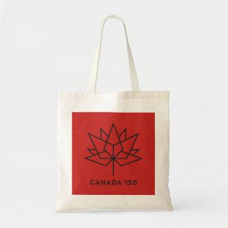 Sac Logo de fonctionnaire du Canada 150 - rouge et