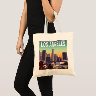 Sac Los Angeles du centre - image personnalisable