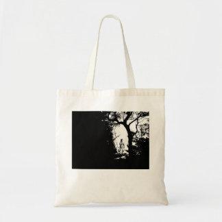 Sac Loup-garou dans la forêt Fourre-tout