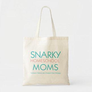 Sac Mamans Fourre-tout de Snarky Homeschool