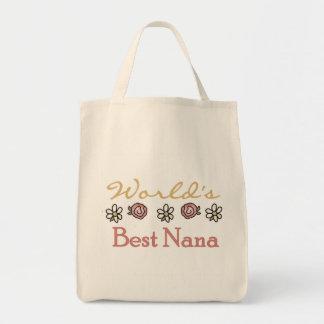 Sac Marguerites et mondes meilleure Nana de roses