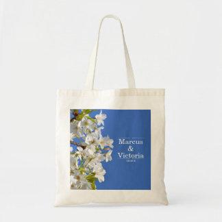 Sac Mariage de fleurs de cerisier de ressort