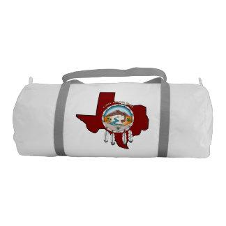 Sac marin tribal à gymnase du Texas de bouclier