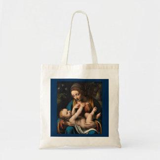 Sac Med Kristusbarnet de Madonna