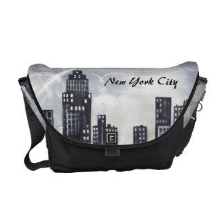 Sac messenger à Rickshaw de New York Besace