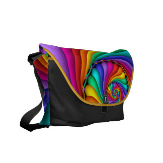 Sac messenger au gay pride LGBT de Stitchery Sacoches
