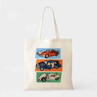 Sac Modèles vintages d'automobile de voiture