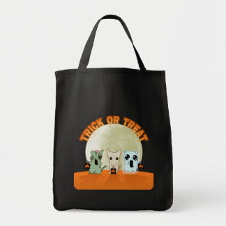 Sac Monsters halloween bag