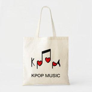 Sac Musique pop de Coréen de coeur !