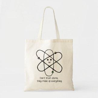 Sac Ne faites pas confiance aux atomes, ils composent